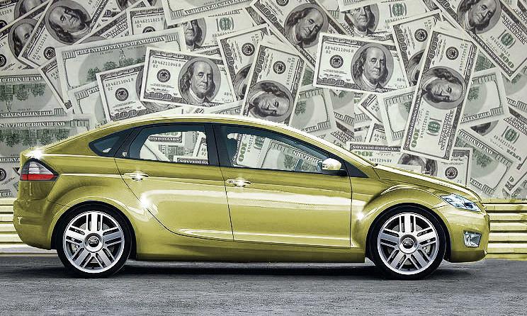 Автомобиль в кредит без первоначального взноса
