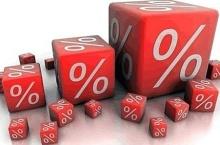 Процентная ставка кредита