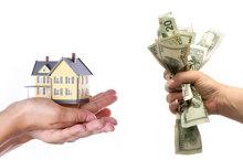 Кредит, оформляемый под залог жилого дома.