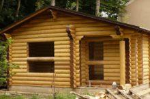 Деревянные бани: преимущества и недостатки, из какого дерева лучше строить баню