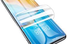 Защитная гидрогелевая пленка для телефона